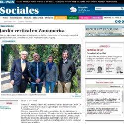 Ignacio Solano en El País Uruguay