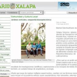 Ignacio Solano, jardines verticales